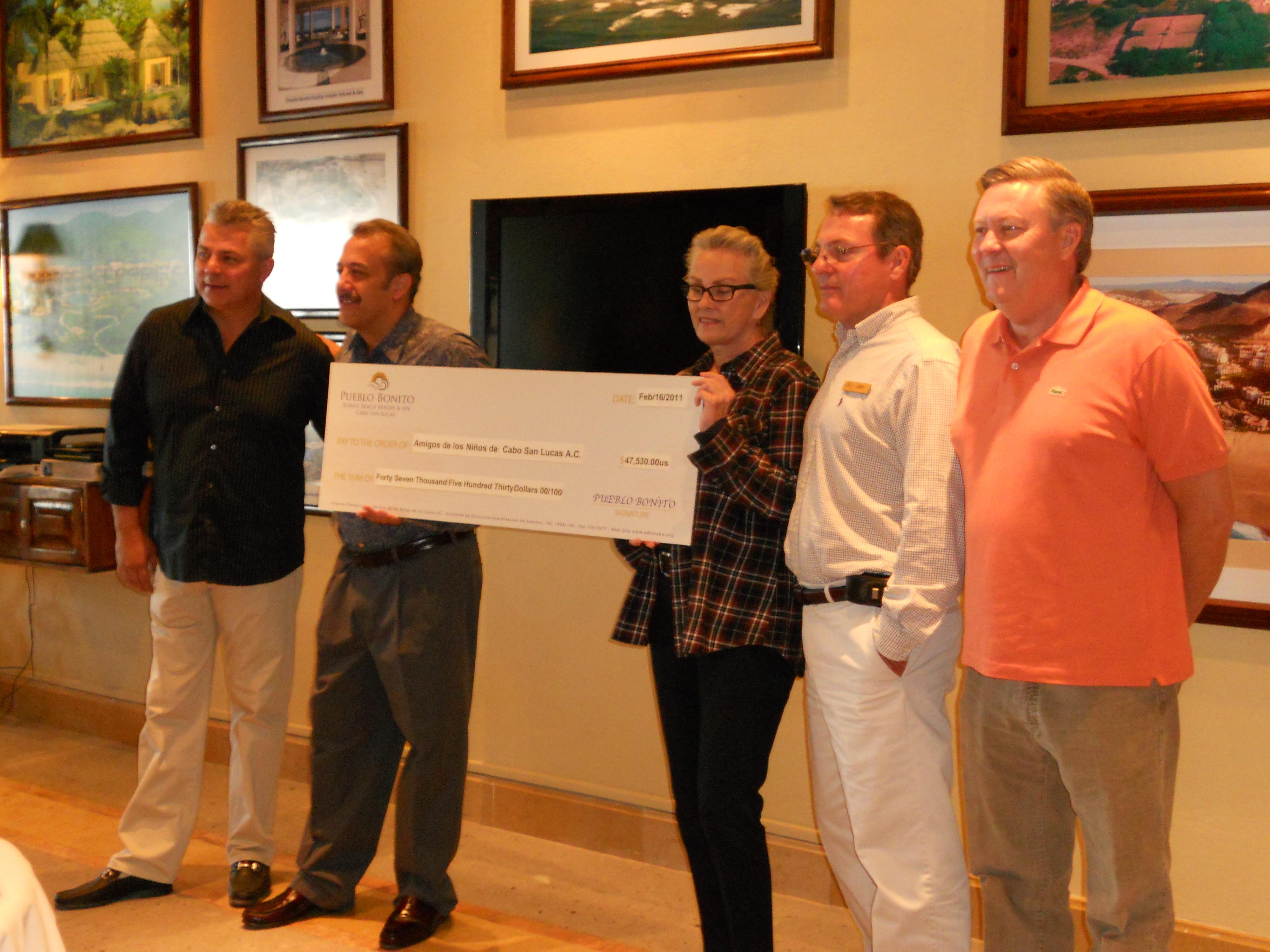 ADLN Pueblo Bonito Eric White Donation