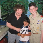 Donating hearing aids for Eagle Scout Badge