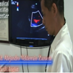 Dr. Alejandro Valderrain, Cardiologist